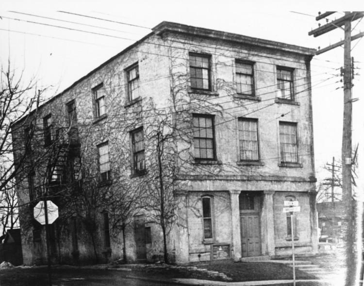 7. STONE CHURCH 1959